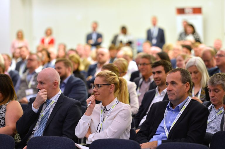 The-crowd-for-session-3-Greater-Manchester-Development-Conference-2019