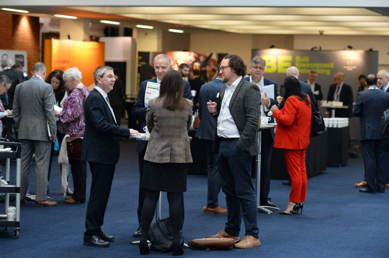 The-networking-area-at-Greater-Manchester-Development-Conference-2019