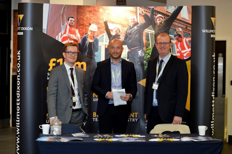 Willmott-Dixon-Partnered-Networking-event-Greater-Manchester-Development-Conference-2019
