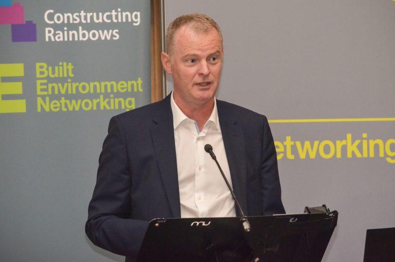 Andrew Dickman of Tritax Symmetry at Leeds City Region Development Plans 2019
