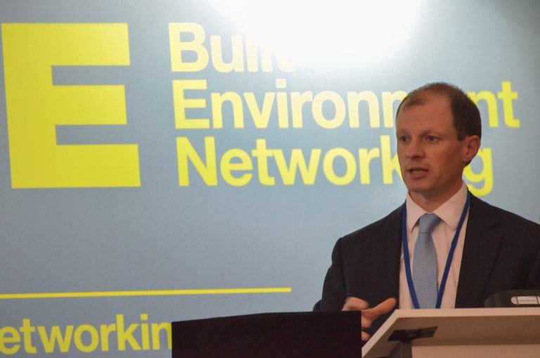 Andrew Taylor speaks at Cambridge Development Plans 2018