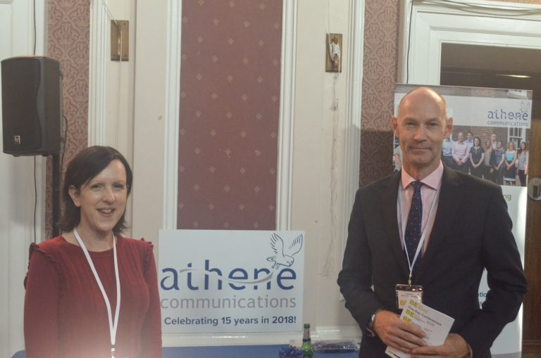Athene Partnered Networking event in Cambridge