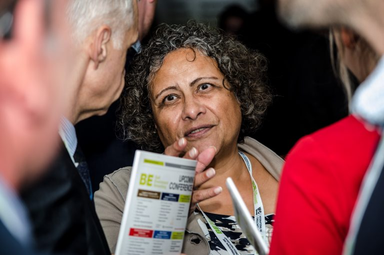 Attendee talk at Bournemouth Development Plans 2019