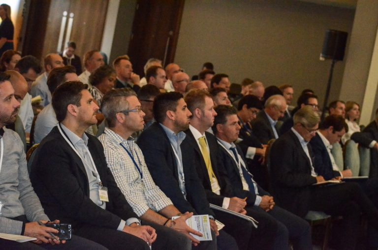 Attendee's at Bournemouth Development Plans 2018