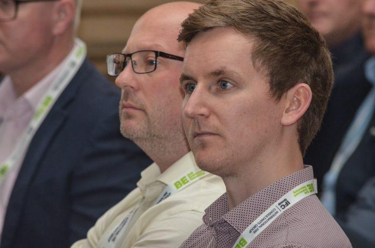 Attendee's watch the speakers present at Leeds City Region Development Plans 2019