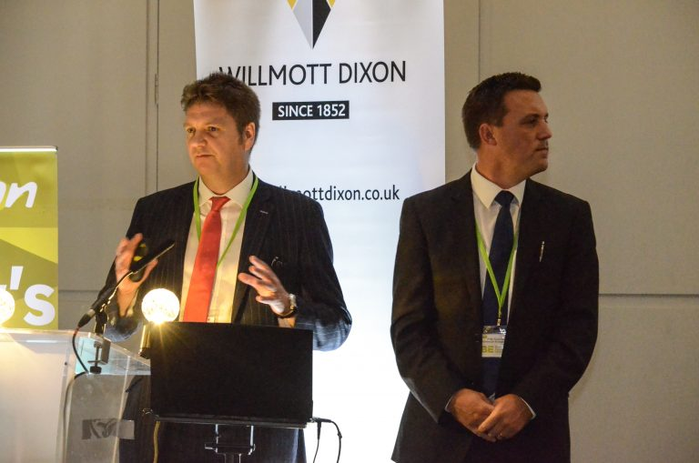 Bill Cotton and Philip Broadhead of Bournemouth City Council Speak at Bournemouth Development Plans 2018