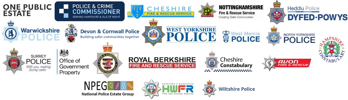 Blue Light Speaker Police Fire Rescue Ambulance Avon Somerset Royal Berkshire