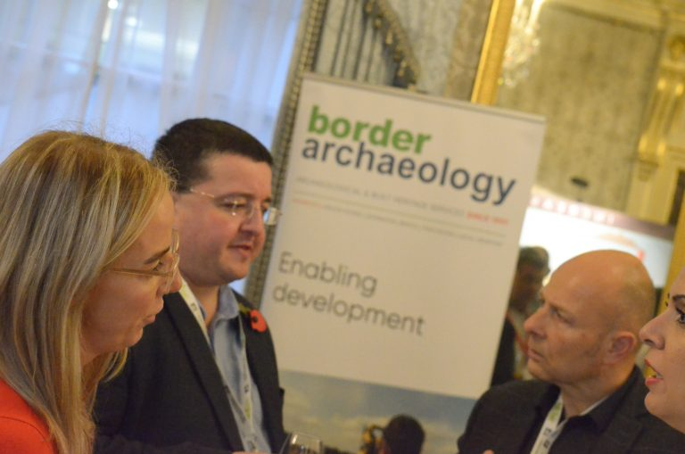 Border Archaeology Partnered Networking Event
