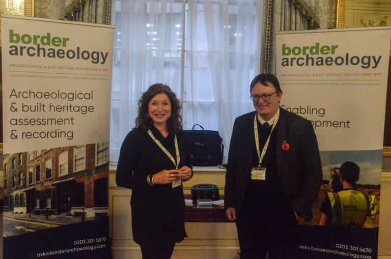 Border Archaeology Rachel Cropper at London Development Plans 2018