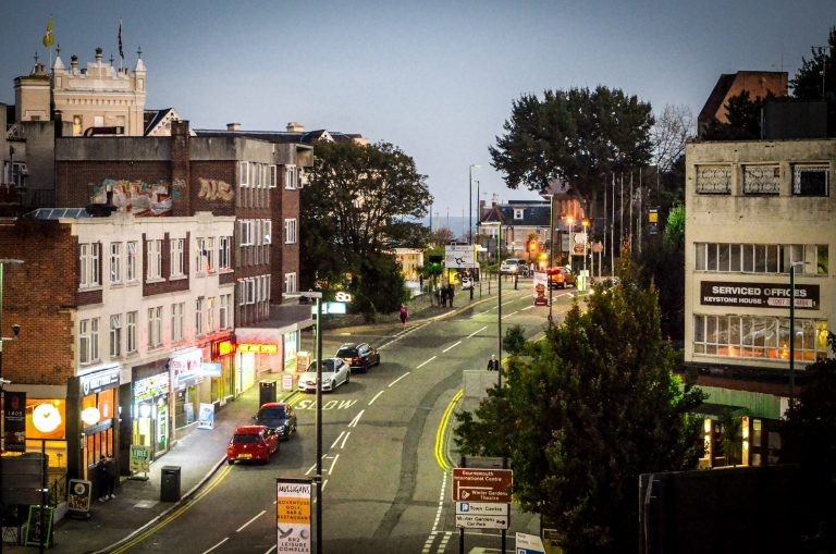 Bournemouth By Dark Bournemouth Development Plans 2018