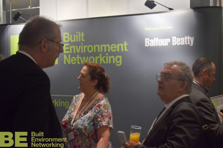 Brighton & Sussex Development Plans 2018 Built Environment Networking Balfour Beatty