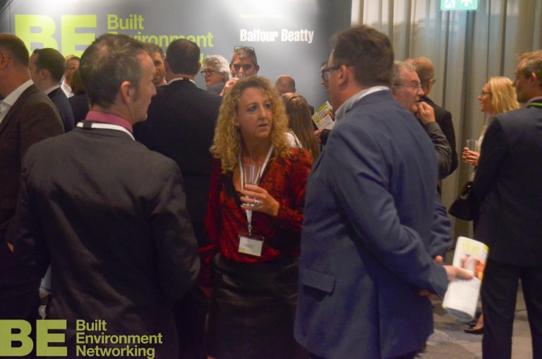 Brighton & Sussex Development Plans 2018 Built Environment Networking Balfour Beatty Networking Event