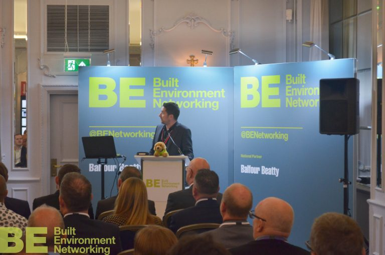 Brighton & Sussex Development Plans 2018 Built Environment Networking Brightotn Hilton Metropole Max Woodford Brighton and Hove City Council Speaker