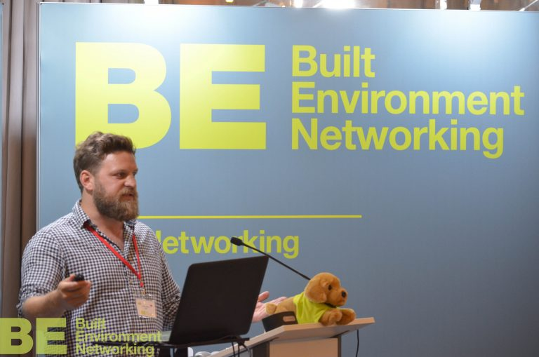 Brighton & Sussex Development Plans 2018 Ross Gilbert QED Speaking at BEN Event