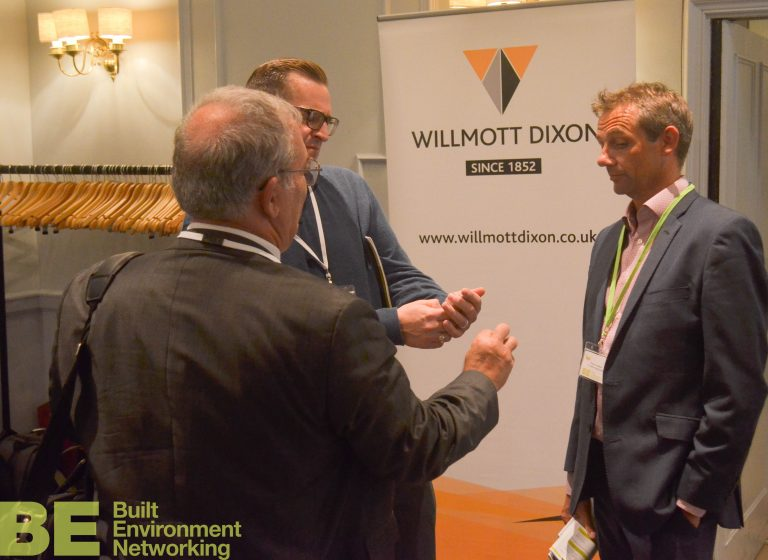 Brighton & Sussex Development Plans 2018 Willmott Dixon Networking
