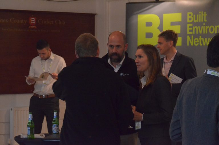 Built Environment Networking event in Essex