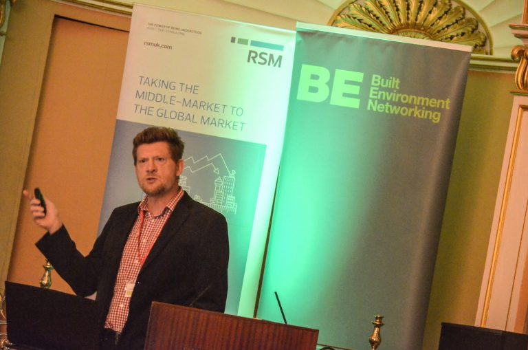 Colin Sinclair Speaks at Liverpool Development Plans 2018