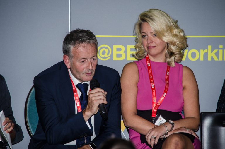 Duncan Johnston and Stacey Northover speak at Bournemouth Development Plans 2019