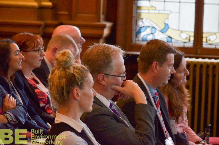 Edinburgh Development Plans 2018 Built Enviromant Networking Crowd City Chambers