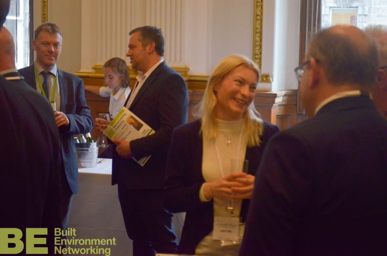 Edinburgh Development Plans 2018 City Chambers Networking