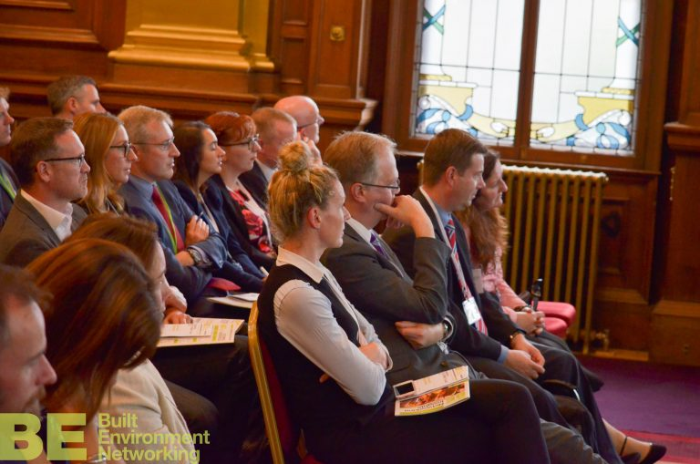 Edinburgh Development Plans 2018 City Chambers Scotland Crowd 5
