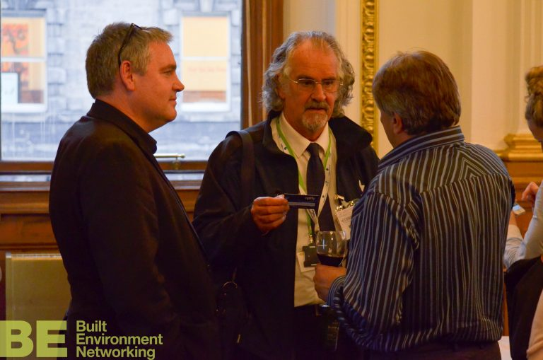 Edinburgh Development Plans 2018 Craig Sanderson Link Housing City Chambers Networking