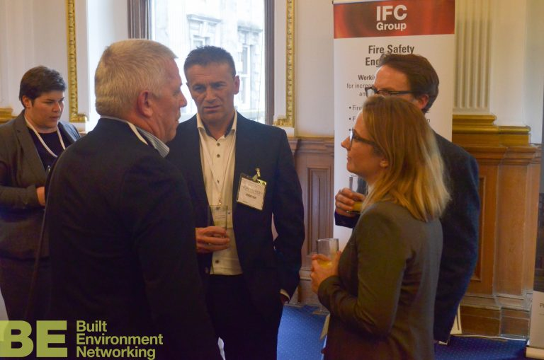 Edinburgh Development Plans 2018 IFC Networking