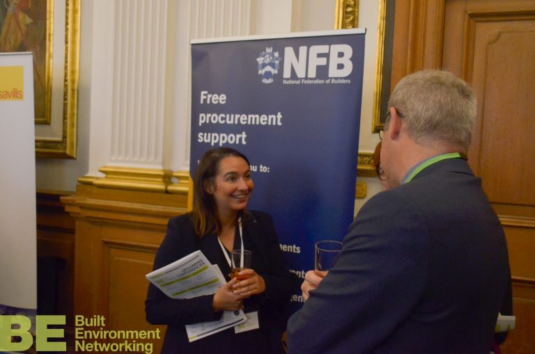 Edinburgh Development Plans 2018 NFB Networking City Chambers