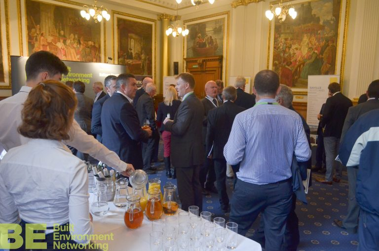 Edinburgh Development Plans 2018 Networking at City Chambers