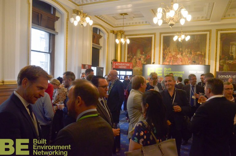 Edinburgh Development Plans 2018 Networking at the City Chamber Scotland