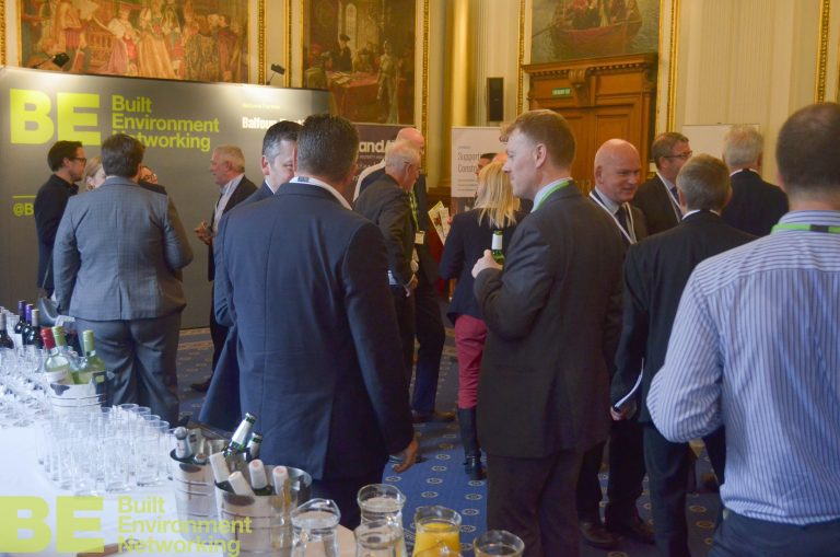 Edinburgh Development Plans 2018 Networking at the City Chambers