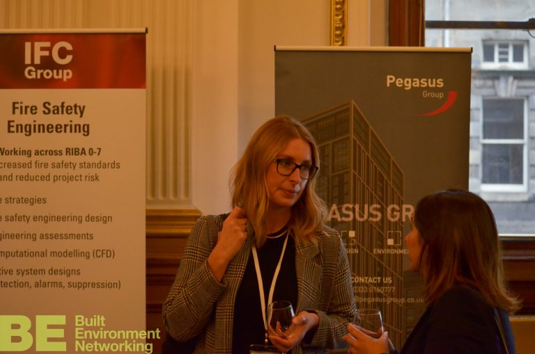 Edinburgh Development Plans 2018 Pegasus IFC Networking