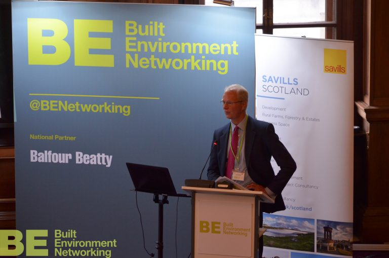 Edinburgh Development Plans 2018 Savills Balfour Beatty Chris Perkins