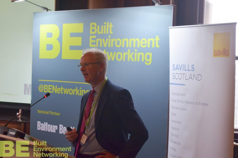 Edinburgh Development Plans 2018 Savills Chris Perkins