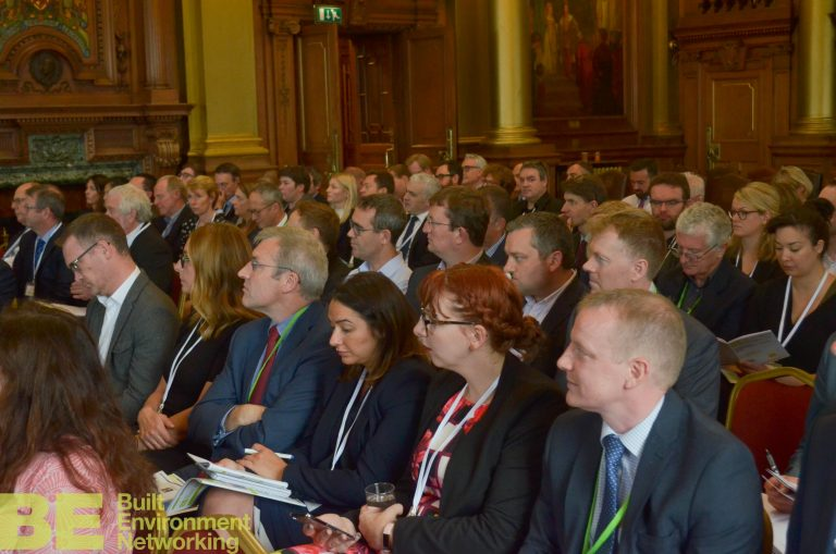 Edinburgh Development Plans 2018 Speaking session Crowd Shot