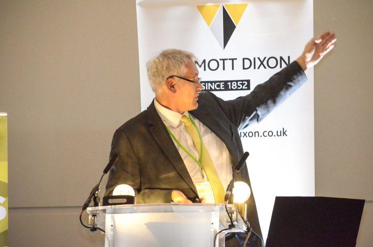 Edwin Davies speaks at Bournemouth Development Plans 2018