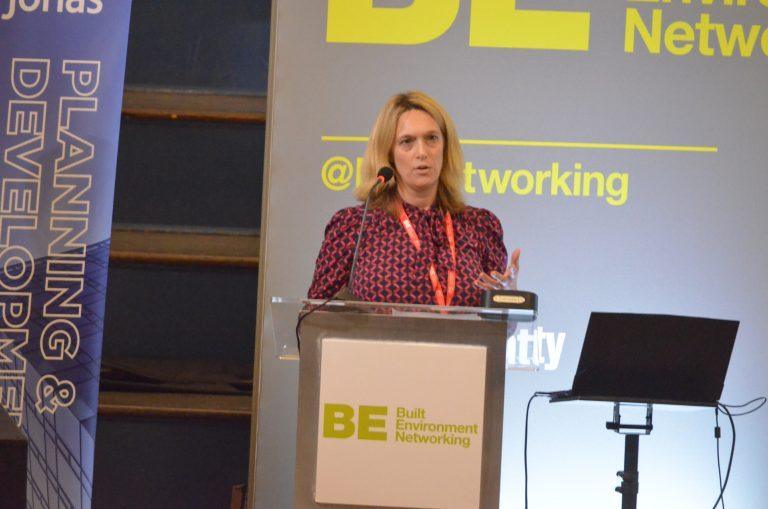 Hannah Watkins speaks at Oxfordshire Development Plans 2019-2023