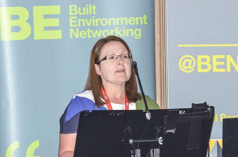 Kate Thompson of West Yorkshire Combined Authority Leeds City Region Development Plans 2019