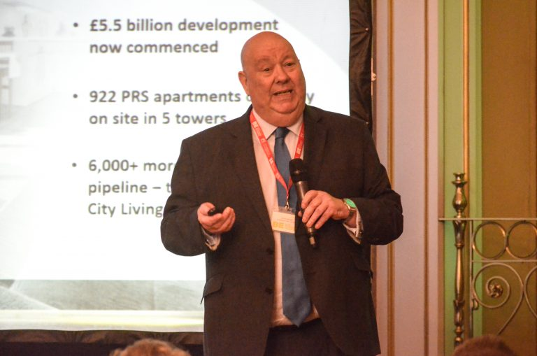 Joe Anderson Speaks at Liverpool Development Plans 2018 (2)