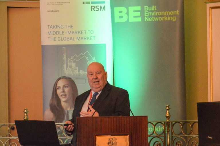 Joe Anderson Speaks at Liverpool Development Plans 2018