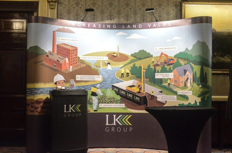 LK Group Partnered Networking Event