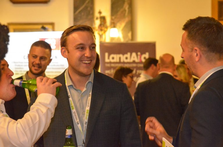 LandAid Partnered Networking event in Birmingham