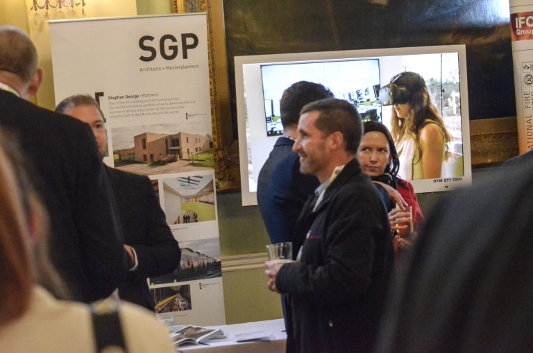 Leicester Construction Property Networking Event Steven Thompson College Apprenticeships