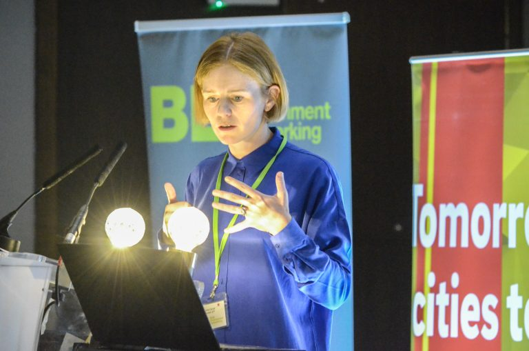Lorna Carver Speaks at Bournemouth Development Plans 2018