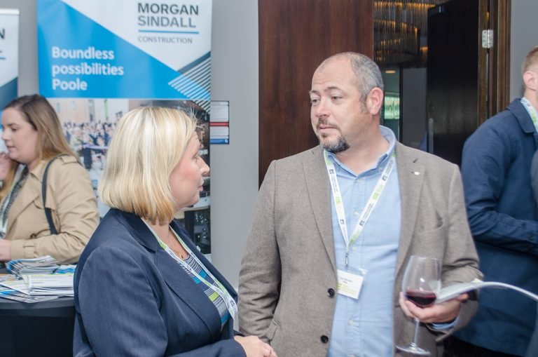 Morgan Sindall Partnered Networking Event in Bournemouth