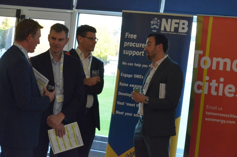 NFB Partnered networking event Essex & South East Development Plans