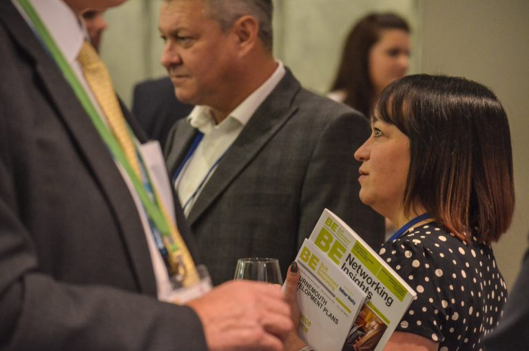 Networking Event at the Hilton Bournemouth Development Plans 2018