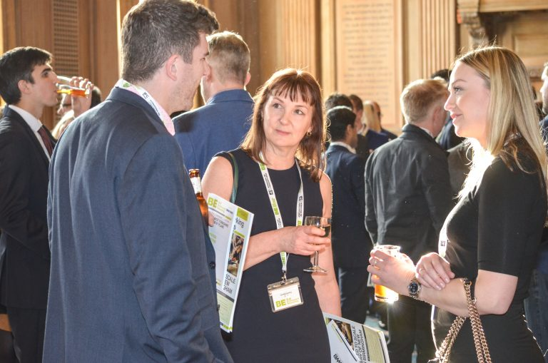Networking Leeds at the Civic Hall