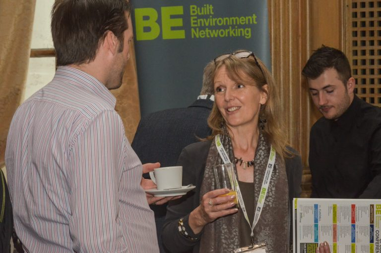 Networking at Leeds Civic Hall Leeds City Region Development Plans 2019