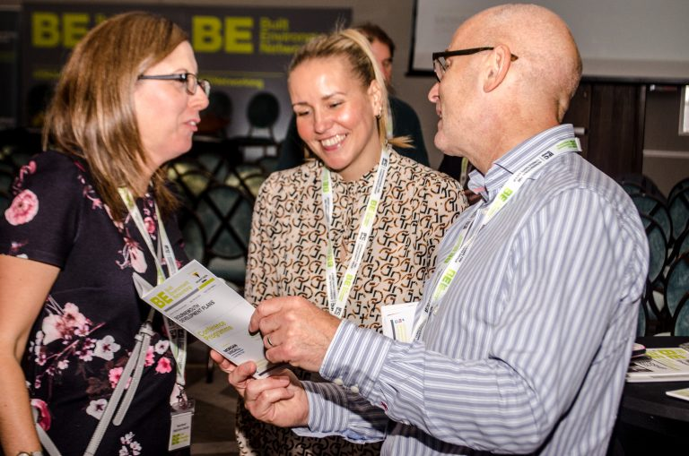 Networking for the Built Environment in Bournemouth at the Hilton Hotel